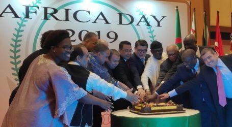 2019 African Day Held in Jakarta