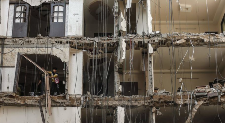 Gaza: About 830 Housing Units Destroyed or Damaged in Recent Attacks