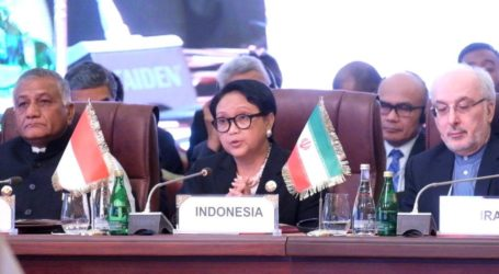 Indonesia Welcomes Palestine as Asian Dialogue's New Member