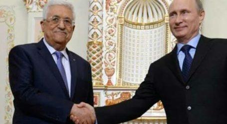 Abbas Hopes to Meet Putin in Near Future
