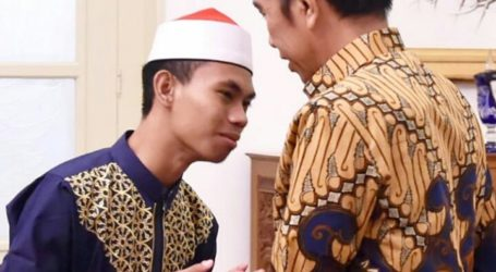President Jokowi Welcomes MTQ International Winner