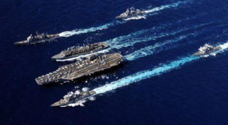 'Psychological Warfare': Iran Dismisses US Naval Deployment