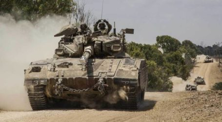 Israeli Reduce Its Forces After Surrounding Gaza