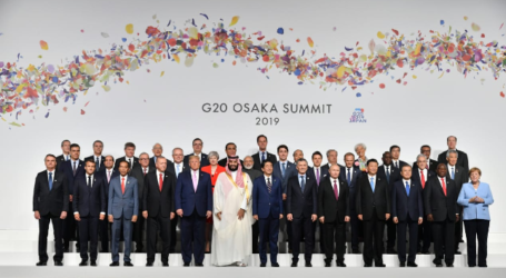 G20 Summit to Held Virtual Online Next Week