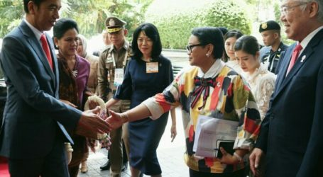 President Jokowi Attends 34th ASEAN Summit in Bangkok