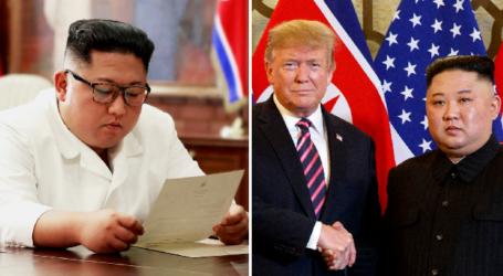 Donald Trump Sends Personal Letter to Kim Jong Un