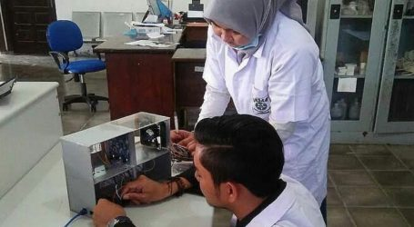 Indonesian Students Create Halal Detection Device