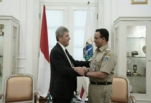 Anies-Al-Shun to Restrengthen Relationships Between Jakarta and Al-Quds
