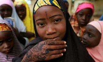 A School in Nigeria Asks Students to Take Out Their Headscarves