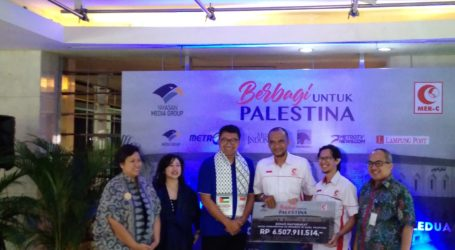 Media Group Funds IDR 6.5 Billion for Indonesia Hospital in Gaza