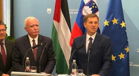 Slovenia Ready to Recognize Palestinian State