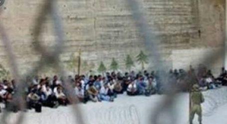 In Six Months, Israel Arrest 2759 Palestinians