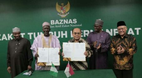 Nigeria Learns to Manage Zakat from Indonesia