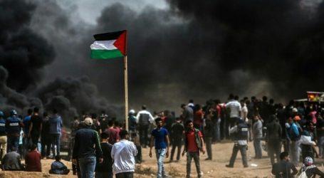 Israeli Soldiers Injure 100 Palestinians in Gaza