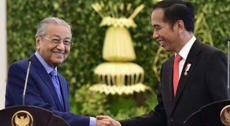 Jokowi-Mahathir Shows Islam Peaceful and Tolerant