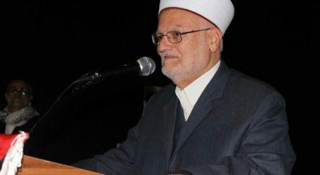 Sheikh Shabri Asks Muslims to Come at Al-Aqsa in Tasua, Ashura