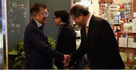 Jusuf Kalla Attends UN General Assembly in New York