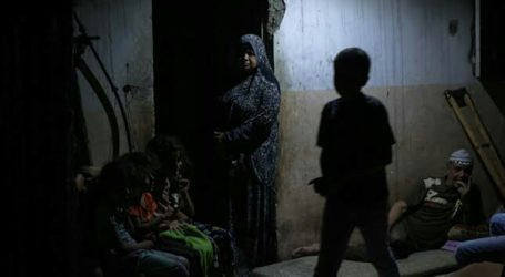 Israel Turns Off Electricity in West Bank Areas