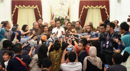 Jokowi to  Meet Student Representatives at Palace