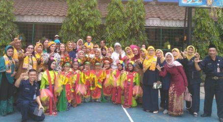 SMPN 178 Jakarta Collaborates with Embassy of Uzbekistan Hold School Literacy Movement