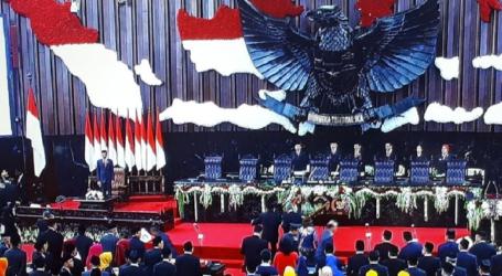 575 New Members of Indonesian Parliament Inaugurated