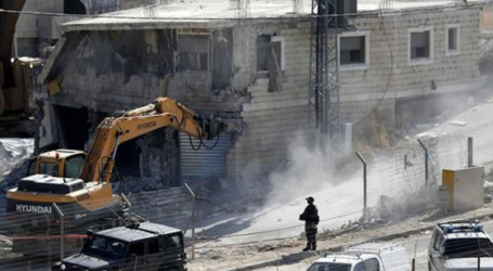 Israel Continues to Destroy Palestinian Homes in Jerusalem