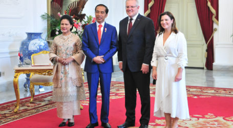 As 17 Head of State Attend President Jokowi-Ma'ruf's Inauguration