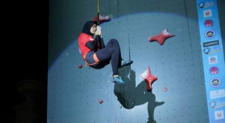 Indonesian Rock Climbing Athlete, Aries Susanti Rahayu Breaks the Record