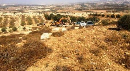IOA to Confiscate 60 Dunums of Palestinian Land Near Jenin