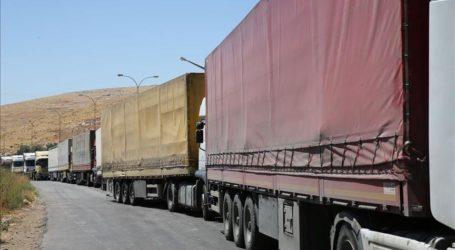 UN Dispatches Humanitarian Aid to Northwest Syria