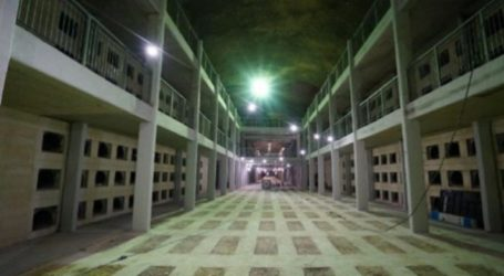 Israel Builds Underground Graves for 24,000 Units in Al-Quds