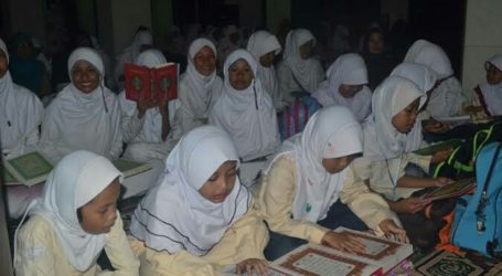 "Depok City Launches ""One Qori, One Hafiz in One Village"""