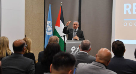 As $348 Million to Address Humanitarian Needs of Palestinians