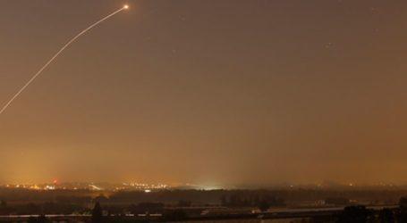 As Three Gaza Rockets Launched, Israelis Panic