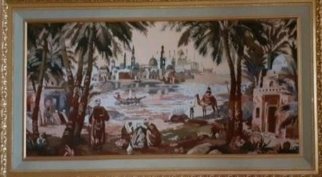 Peace Message Behind A Mysterious Painting (By Moehammad Amar Ma'ruf)