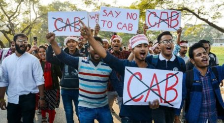 Protest Against Indian Anti-Islamic Law, Six People Died