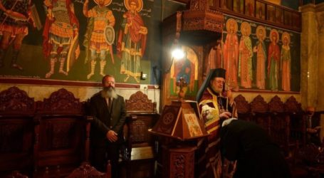 Christian Delegation Concern Over Condition in Palestine