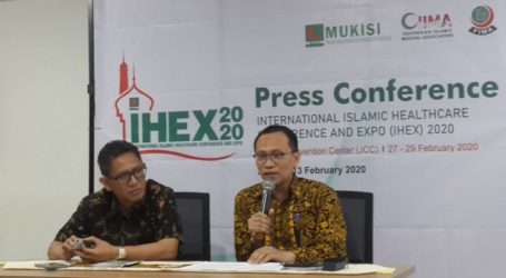 Indonesia to Hold International Conference on Islamic Health 2020.