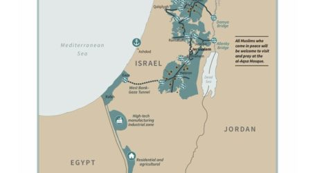 More Shrink, Trump's New Map of Palestine Territories
