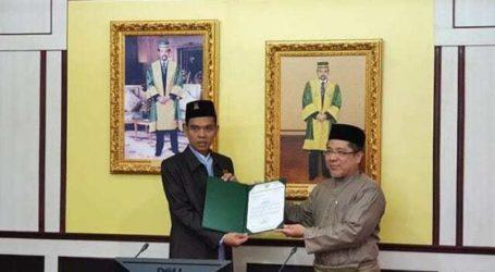 Ustadz Abdul Somad Awarded Professor from UNISSA Brunei