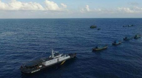 Britain Commentary Indonesian-Chinese Conflict on Natuna