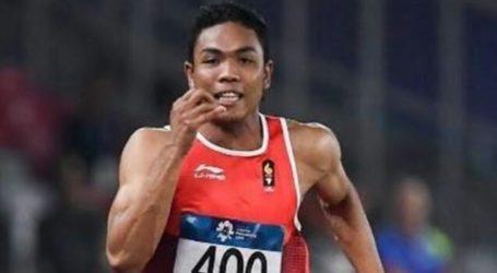 Indonesian Sprinter, Zohri Trials to China, Ahead of 2020 Tokyo Olympics