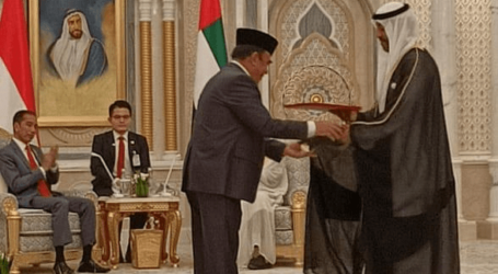 Indonesia-UAE Collaborate on Endowment Affairs