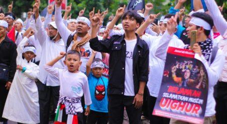 Jama'ah Muslimin (Hizbullah) Asks Indonesian Govt to Take Action for Uighurs Muslim