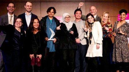 Jakarta Receives International Award of Sustainable Transport
