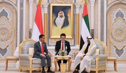 Indonesia-UAE Agree to Enhance Economic Cooperation and Islamic Education