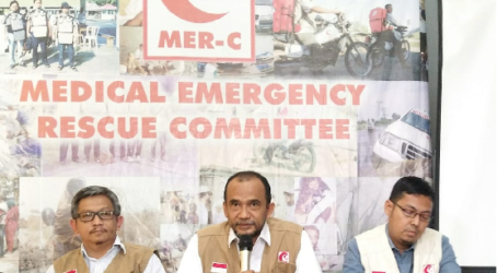 Indonesian NGO MER-C Ready to Give Health Services to Indonesian Citizens in Wuhan, China