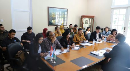 The Embassy of Uzbekistan held Briefing dedicated to the first Tashkent International Investment Forum