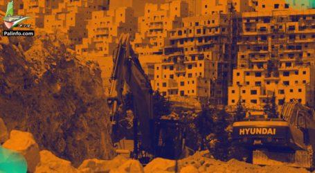 Israel to Build 9.000 Settlers on Ruins  of Qalandiya Airport