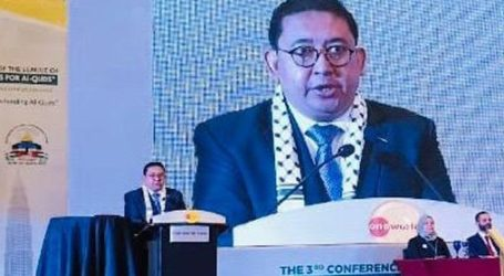 Fadli Zon Appointed As Vice President of the World Parliament League for Palestine
